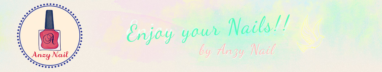Anzy Nail – アンジーネイルのブログ
